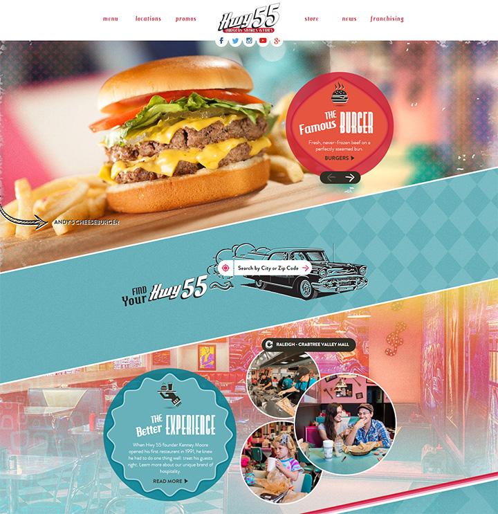 hwy 55 burgers shakes
