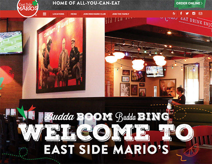 east side marios restaurant