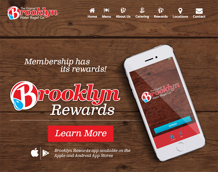 brooklyn water bagels website