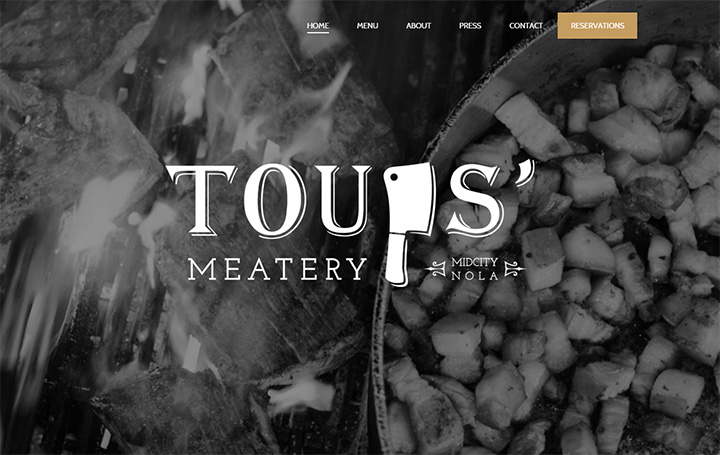 toups meatery website