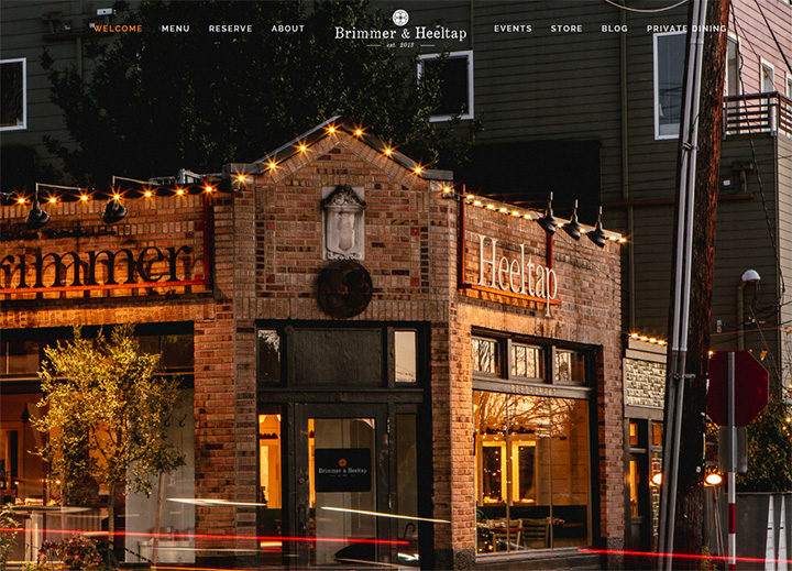 brimmer and heeltap website