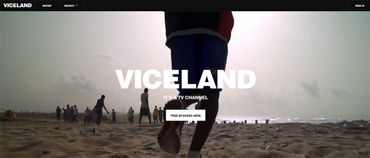 viceland tv channel