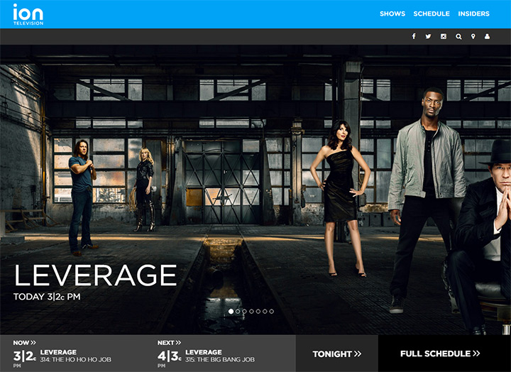 ion television website