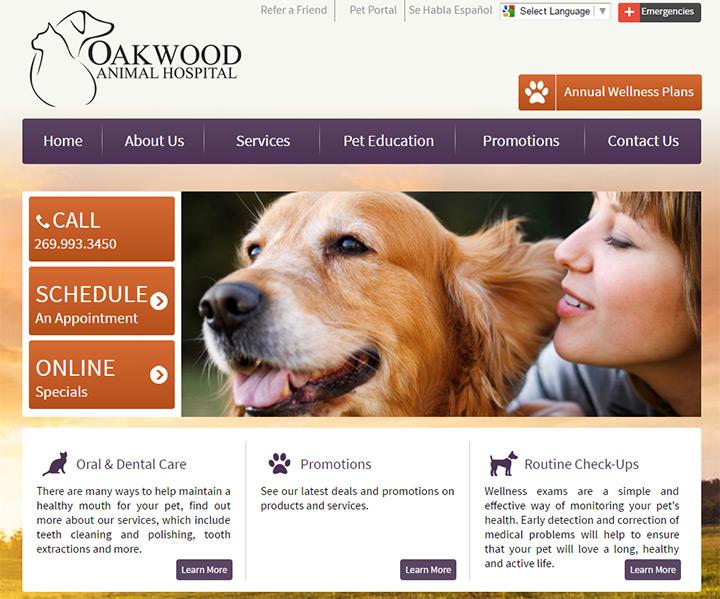 oakwood hospital