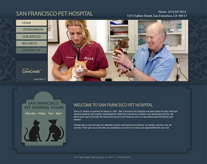 sf pet hospital
