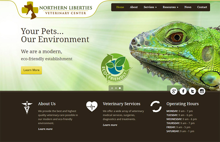 northern liberties vet center