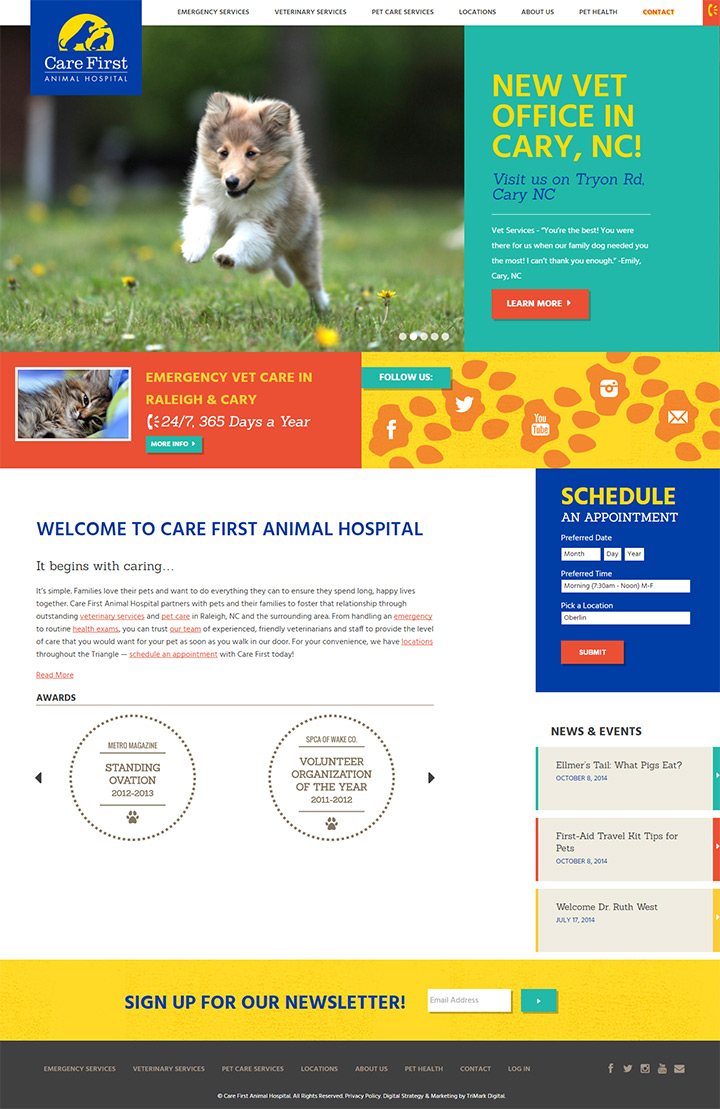care first hospital