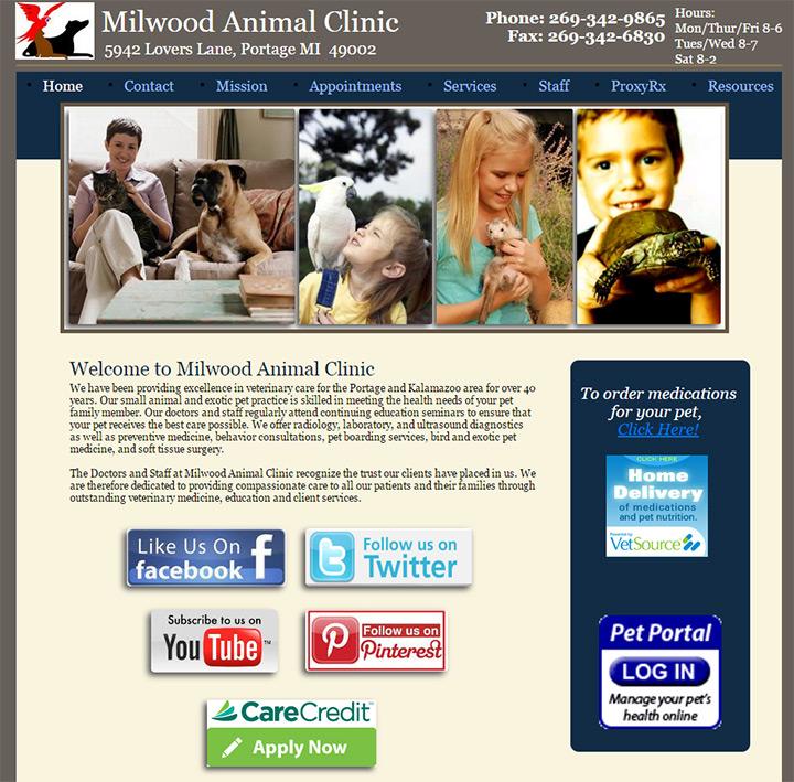 milwood animal hospital