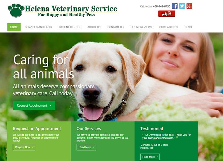helena veterinary service