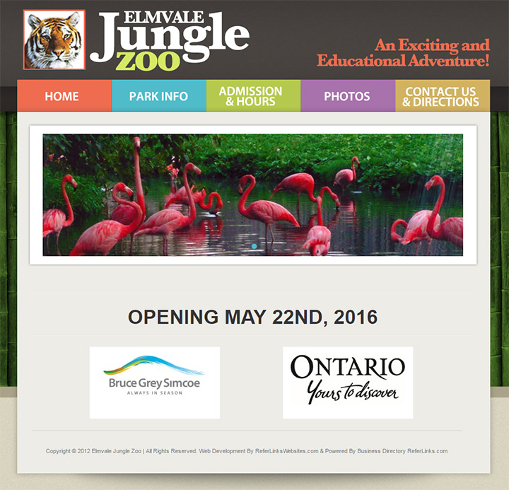 elmvale jungle zoo