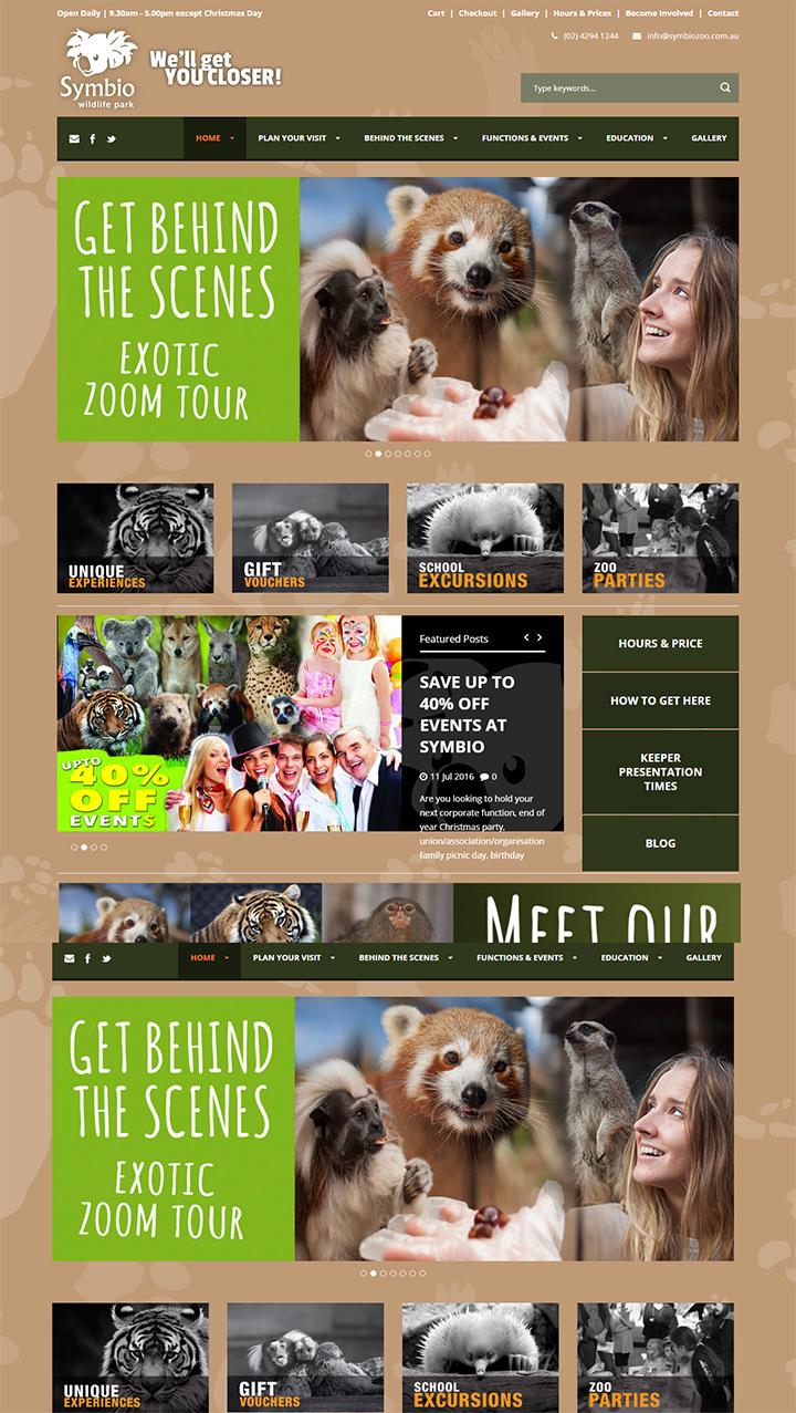 symbio zoo australia