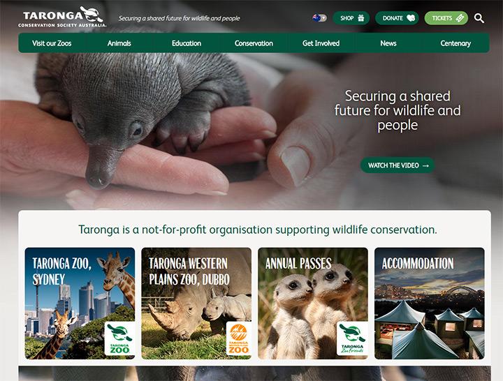 taronga australia zoo