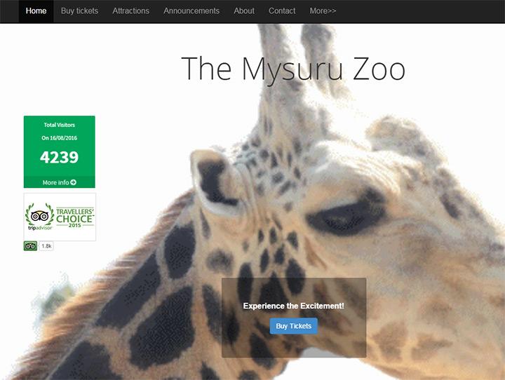 mysuru zoo
