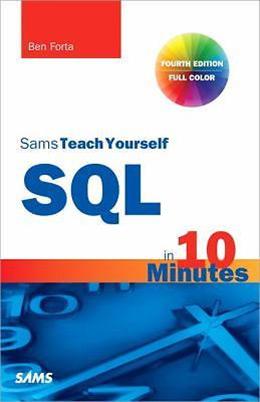sql in 10 mins