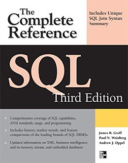 sql complete reference