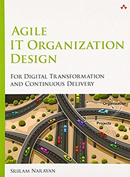 agile it organization
