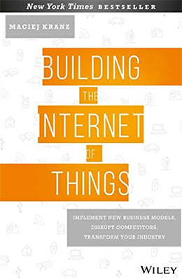 Best Internet Of Things Iot Books