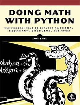 doing math python
