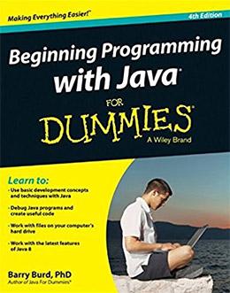 beginning programming java dummies