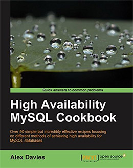 high availability mysql cookbook