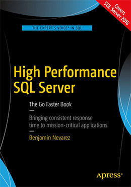 high performance sql