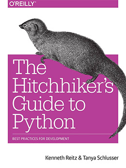 hitchhikers guide python
