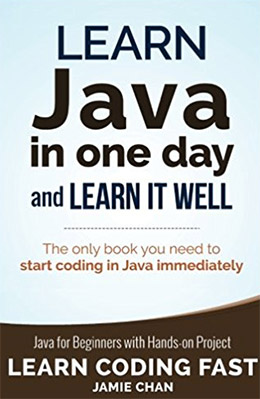 learn java one day
