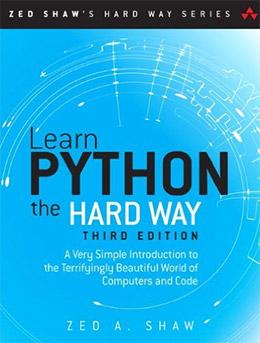 learn python hard way