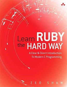 learn ruby hard way