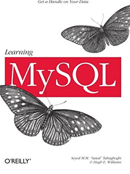 learning mysql book