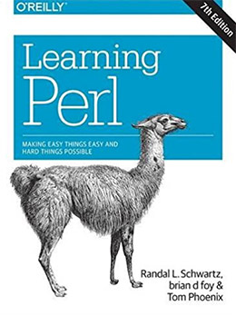 learning book perl