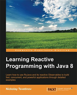 learning reactive book