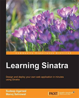 learning sinatra