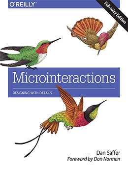 microinteractions book