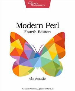 modern perl book