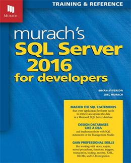 murachs sql server 2016