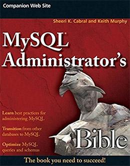 mysql administrator bible