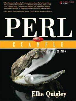 Best book to learn perl scripting