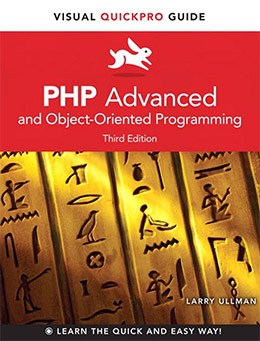 php advanced oop book