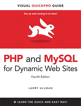 visual quickstart php guide