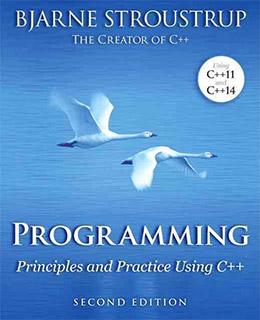 programming principles c++