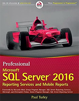 mssql 2016 reporting