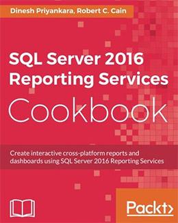 sql server 2016 reporting