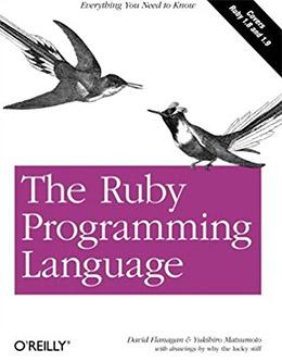ruby programming lang