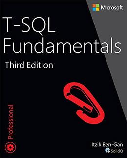 tsql fundamentals