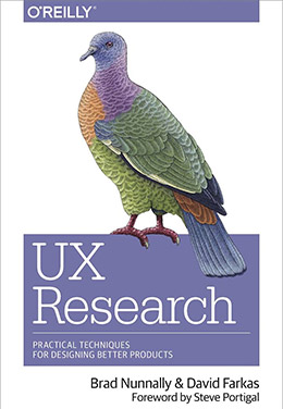 ux research book