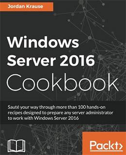 winserver 2016 cookbook