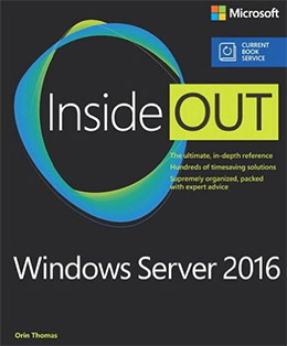 Best Windows Server 2016 Books