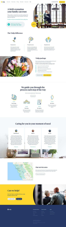 Tulipcremation Online Service