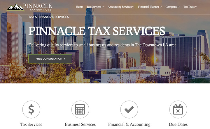 pinnacle services